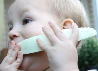 Co może jeść roczne dziecko?