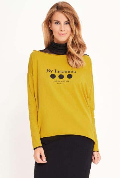 Modne koszulki damskie, topy, bluzki