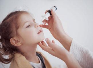Jak wyleczyć katar u dziecka? Wypróbuj spray na katar