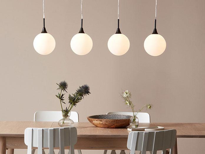 Lampy wiszące do 5 różnych pomieszczeń